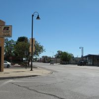 4th St. & Sumner Ave., Ft. Sumner, New Mexico, Форт-Самнер