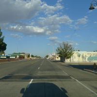 Downtown Fort Sumner,NM, Форт-Самнер