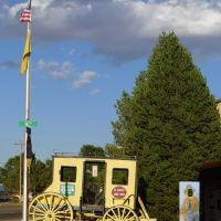 Billy the Kid Museum,NM, Форт-Самнер