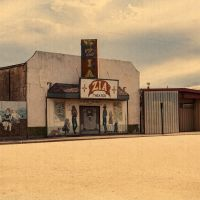 Zia Theater, Fort Sumner  New Mexico, Форт-Самнер