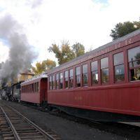 Rio Grande Railroad, Чама