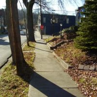 Ferry Street, Айронтон