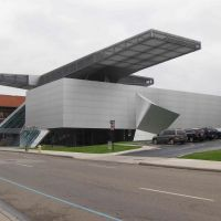 Akron Art Museum, GLCT, Акрон