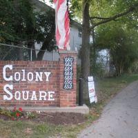 Colony Square Apartments - Entrance, Аппер-Арлингтон