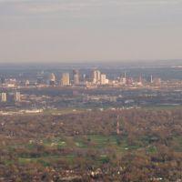 Downtown Columbus from northwest, Аппер-Арлингтон