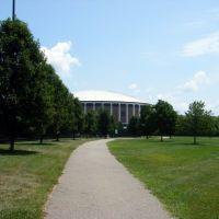 Ohio U Convocation Center, Атенс