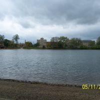 Grey Skies Over Lake Anna, Barberton, Ohio, Барбертон