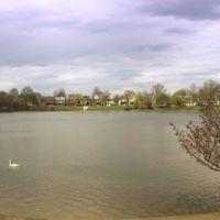 Lake Anna in Barberton, OH, Барбертон