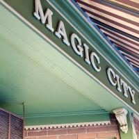Magic City, Барбертон