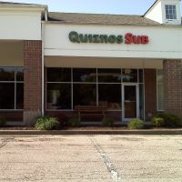 Former Quiznos in Bedford, Ohio, Бедфорд
