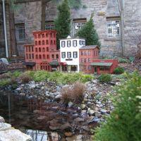 Miniature town, Franklin Park Conservatory, Бексли