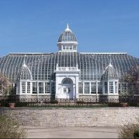 Franklin Park Conservatory, Columbus, Ohio, Бексли
