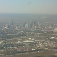 Columbus from the air, Бексли