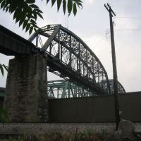 Ohio R. Bridges, Parkersburg, Белпр
