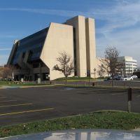 Parkersburg City Building, Белпр