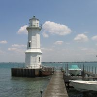 Grosse Ile North Channel Light, Браднер