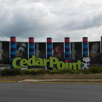 Cedar Point Amusement Park, GLCT, Браднер