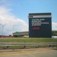 Cleveland Hopkins Intl Airport, Брук-Парк