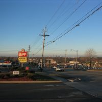 View of Cleveland from Broadview Road Parma, Бруклин-Хейтс