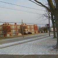 Former Ohio City School, Ван Верт