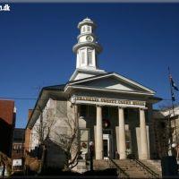 Franklin County Court House, Вест-Портсмут