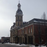 The Wayne County Court House in Wooster Ohio., Вустер