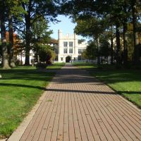 The College of Wooster, Вустер
