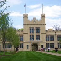 College of Wooster Kauke Hall, Вустер