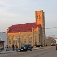 St. Joseph Church, Галион