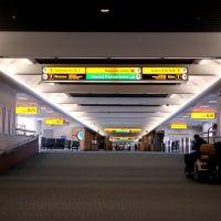 Columbus Airport, Гаханна