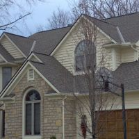 Gahanna, Ohio Roofing- GAF Timberline Weathered Wood, Гаханна