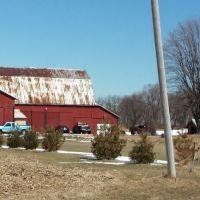 Rusty roof, Грин-Спрингс
