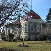 Clyde Public Library, Грин-Спрингс