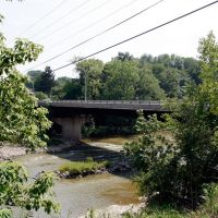 River Bridge at Ballville Ohio., Грин-Спрингс