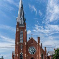 Saint Marys Catholic Church, Грин-Спрингс