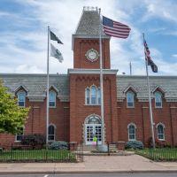 Clyde Ohio Municipal Building, Грин-Спрингс