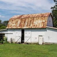 Old Cattle Barn, Грин-Спрингс