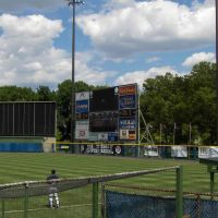 Cooper Stadium (Team has moved to Huntington Park Baseball Stadium), GLCT, Гров-Сити