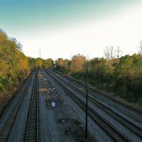 Rail Lines, Гров-Сити