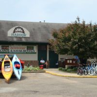 Marietta Harbour, Kayak and Canoe Rental, Девола