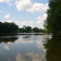 Muskingum River View - From Boat Ramp, Девола