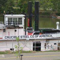 The Crucible - Ohio River Museum Marietta, Девола