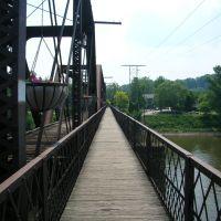 the walking bridge, Девола