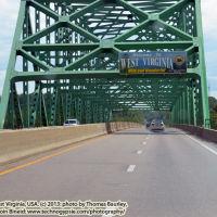 Driving across Ohio into West Virginia (photo: 070613-009.jpg), Девола