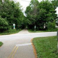 Hustead Road Crossing, Доннелсвилл