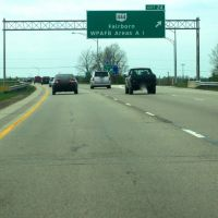 Exit 24 to OH-444 on I-675 Southbound 04/30/2011, Доннелсвилл