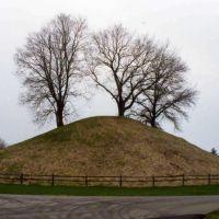 Enon Mound, Доннелсвилл