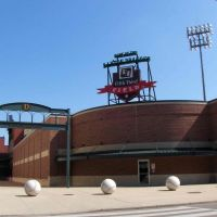 Fifth Third Field, GLCT, Дэйтон