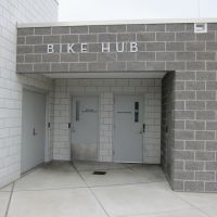 Dayton Bike Hub at Riverscape Metro Park, Дэйтон