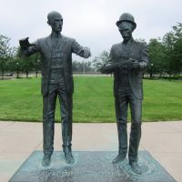 Wilbur and Orville Wright, Дэйтон